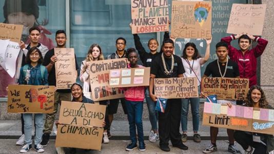 Children Vs Climate Crisis